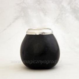 Tradičná fľaša tmavá na Yerba Mate