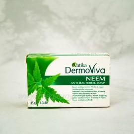 Mydlo Vatika DermoViva Neem 115g