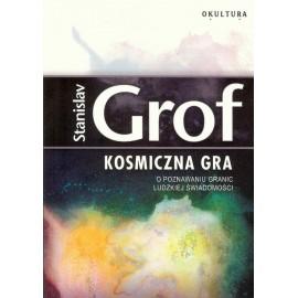 Kozmická hra - Stanislav Grof