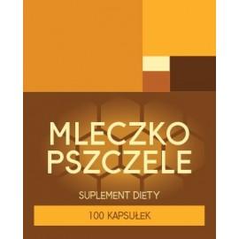 Materská kašička lyofilizovaná - 100 kapsúľ