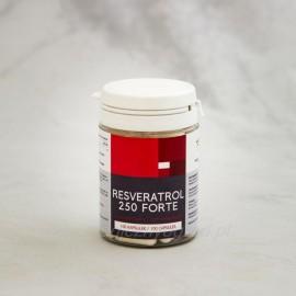 Resveratrol Forte 250mg - Polygonum cuspidatum extract - 30 kapsúľ
