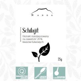 Shilajit extrakt 20% - Asphaltum punjabianum - 5g
