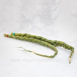 Tomkovnica voňavá vňať (Sweetgrass) - Hierochlore odorata - malý vrkoč