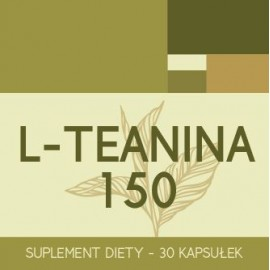 L-Theanín 150 mg - 100 kapsúl