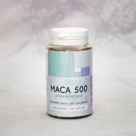 Maca 500mg x 100 kapsúl - Lepidium meyenii