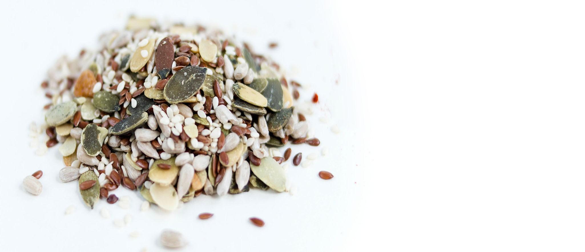 Orechy a semená