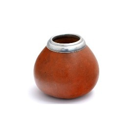 Tradičná fľaša hnedá S na Yerba Mate