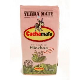 Yerba Mate Cachamate Boldo a Mint 500 g