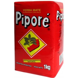 Yerba Mate Pipore traditional 1kg