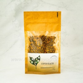 Coptis podzemok - Rhizoma coptidis chinensis - 250g sekaný