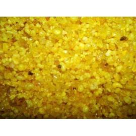 Živičné kadidlo farebné 40g - žltá