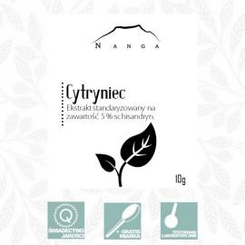 Schisandra extrakt 5% - Schisandra chinensis - 10g
