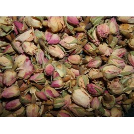 Ruža kvet - Rosa damascena - 50g płatki