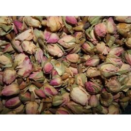 Ruža kvet - Rosa damascena - 50g pąki