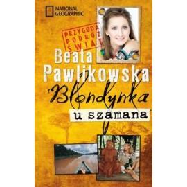 Blondínka u šamana BR - Beata Pawlikowska