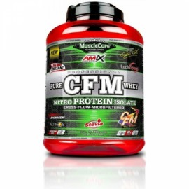 CFM Nitro Whey ActiNOS 1kg. - čokoláda