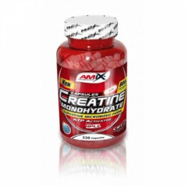 Creatine Monohydrate 220cps.