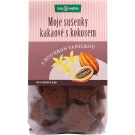 MOJE SUŠIENKY kakaové s kokosom 130g