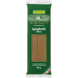 Celozrnné špagety RAPUNZEL 500g
