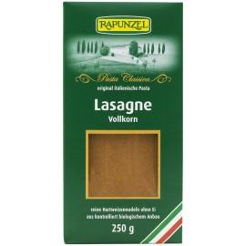 Celozrnné lasagne RAPUNZEL 250g