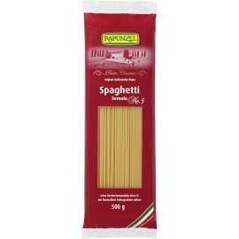 Semolina špagety RAPUNZEL 500g