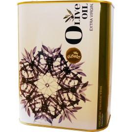 Olivový olej extra panenský ECOATO 3 l