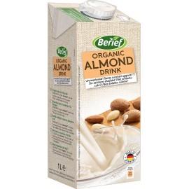 Bio mandlový nápoj BERIEF 1 l