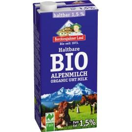 Trvanlivé alpské mlieko polotučné Tetra 1l