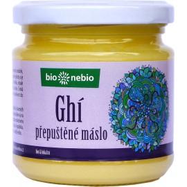 Bio maslo GHÍ bionebio 210ml