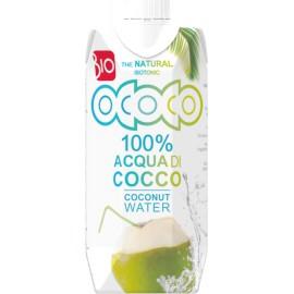 Kokosová voda 100% OCOCO 0,33 l