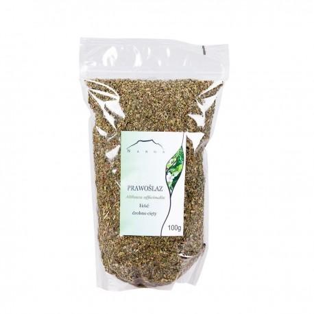 Ibiš lekársky - Marshmallow list - Althaea officinalis - 1kg drobno sekaný