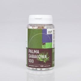 Saw Palmetto - Serenoa repens - 500mg x 100 kapsúľ