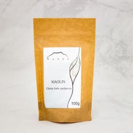Kaolín - biela hlina potravinárska - 100g