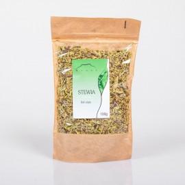 Stevia list - Stevia - 100g drobnosekaný