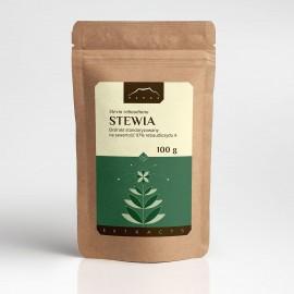 Stevia ekstrakt 97% - Stevia rebaudiana Bertoni - 100g