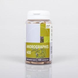 Andrographis 10% extrakt 400 mg x 100 kapsúl - Andrographis paniculata
