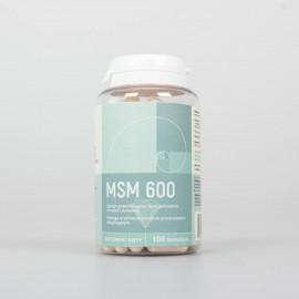 MSM s vitamínom C 100 kapsúl x 600 mg