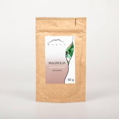 Magnólia lekárska kôra - Magnolia officinalis - 50g mletá