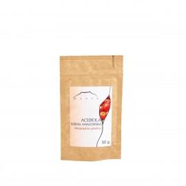 Acerola - Malpighia glabra - 50g mletý