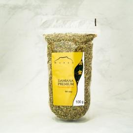 Damiana list premium - Turnera diffusa - 100g sekaný