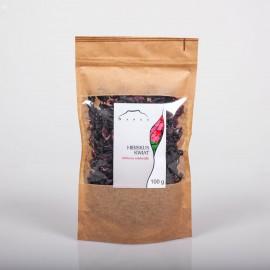 Ibištek kvet - Hibiscus sabdariffa - 100g vcelku