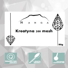 Kreatín 200mesh - 1kg