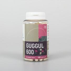 Guggul 600 mg x 100 kapsúl - Commiphora mukul