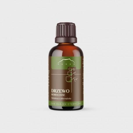 Olej Tea Tree - 100% esenciálny olej - 50ml - Melaleuca alternifolia
