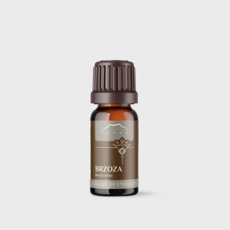 Olej Breza tuhá - 100% esenciálny olej - 10ml - Betula lenta