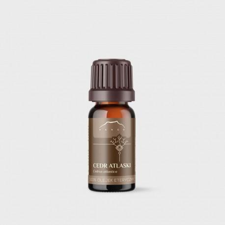 Olej Céder atlantský - 100% esenciálny olej - 10ml - Cedrus atlantica