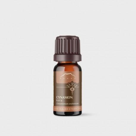 Olej Škoricovník cejlónsky z kôry - 100% esenciálny olej - 10ml - Cinnamomum zeylanicum