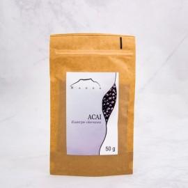 Acai - Euterpe oleracea - 50g mletý