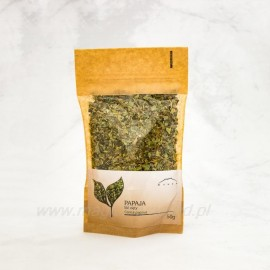 Papája list - Carica papaya - 50g sekaný