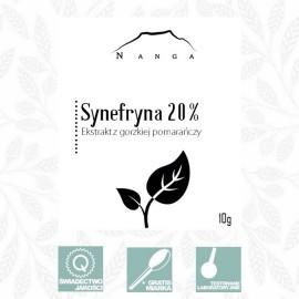 Horké pomaranč - Synefrín 20% extrakt - Citrus aurantium - 10g